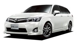 トヨタ・カローラフィールダー高価買取情報